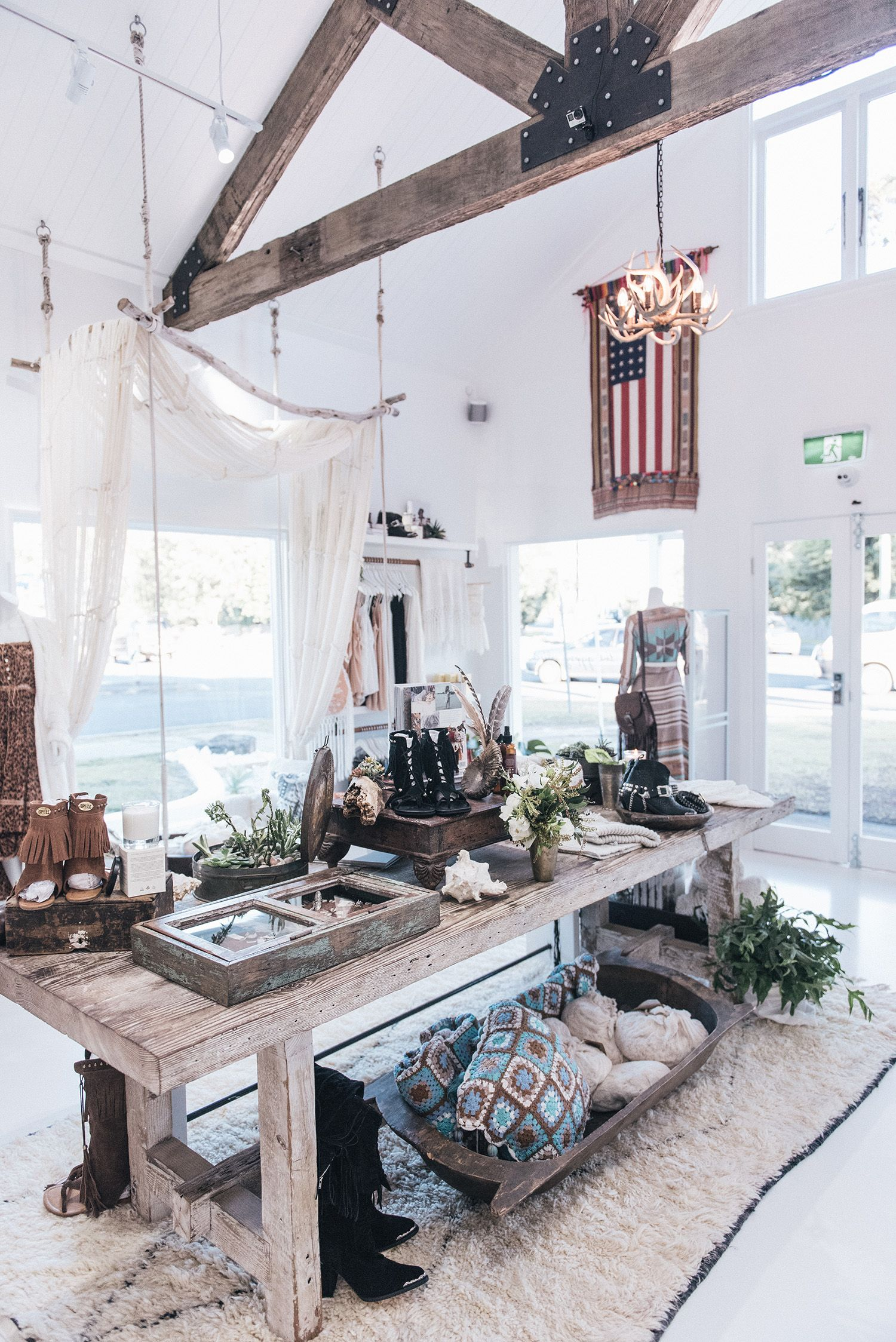 Spell Boutique Browning Street Byron Bay
