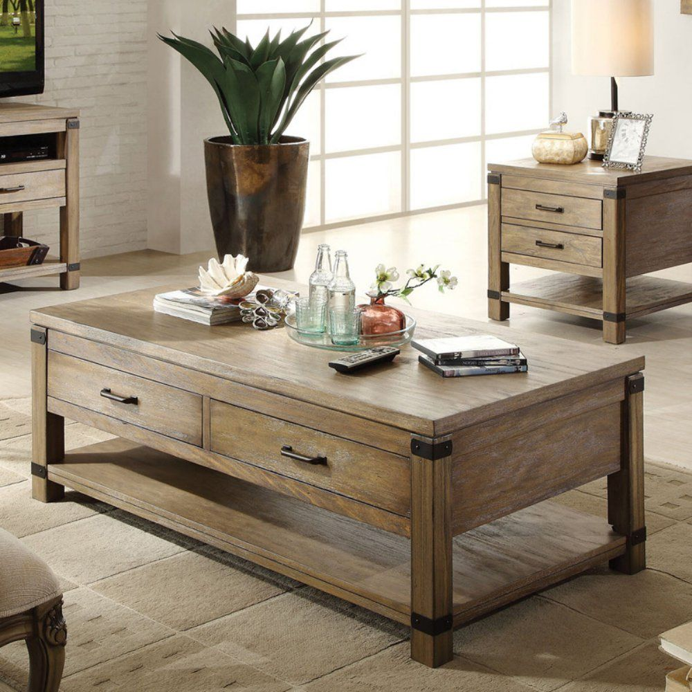Driftwood Colored Table 50 By 28 By 19 5 483 At Hayneedle