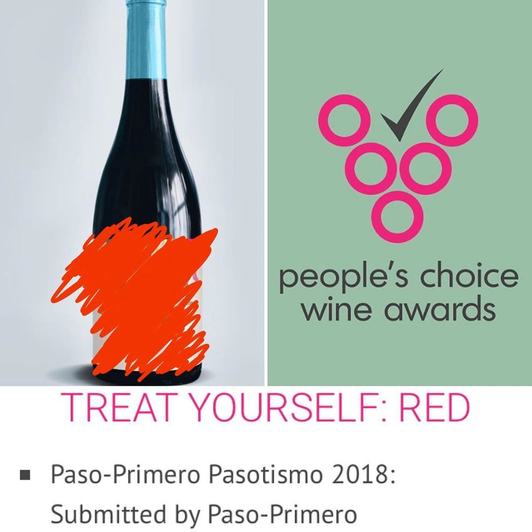 Amazing News We Have Been Shortlisted In The Treat Yourself Red Category At The Peopleschoicewineawards It S Even More Alcohol Informative Treat Yourself