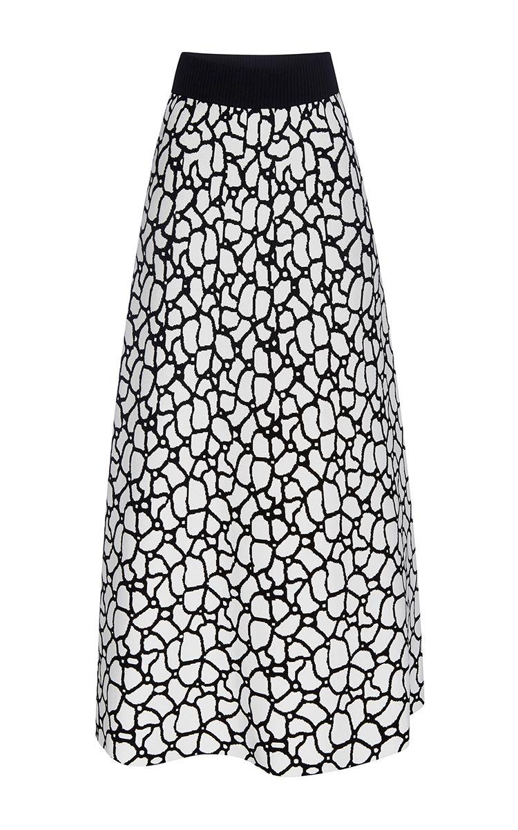 Ruston Skirt by Roland Mouret for Preorder on Moda Operandi