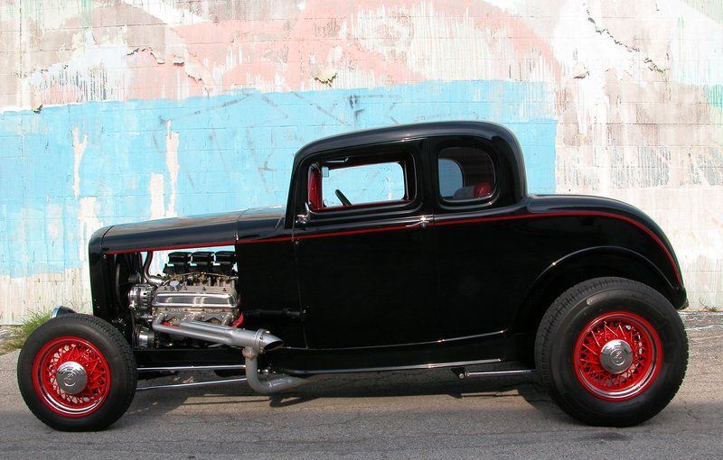 1932 Ford 5 Window Coupe For Sale Houston Texas Old Car Online Hot Rods Cars 1932 Ford 5 Window Coupe Classic Hot Rod
