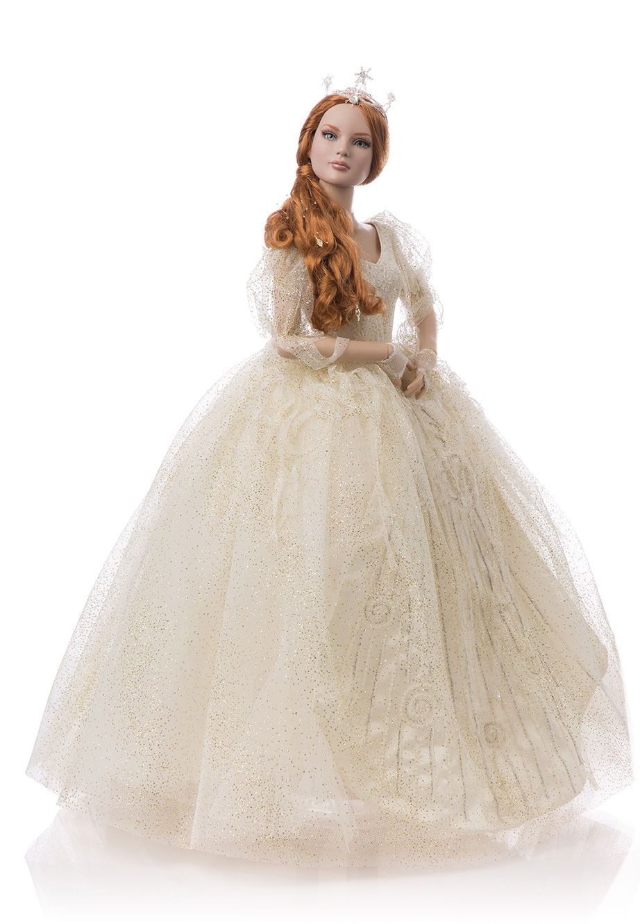 Details about The Wizard of Oz Glinda the Good Witch Tonner Doll ...