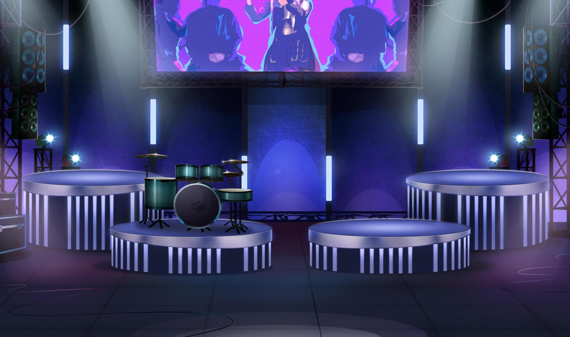 Int Euro Stage Night Episode Interactive Backgrounds Episode