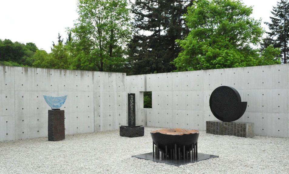 Fondation Kubach Wilmsen, Steinskulpturenmuseum, Steinskulpturenpark Bad  Münster Am Stein