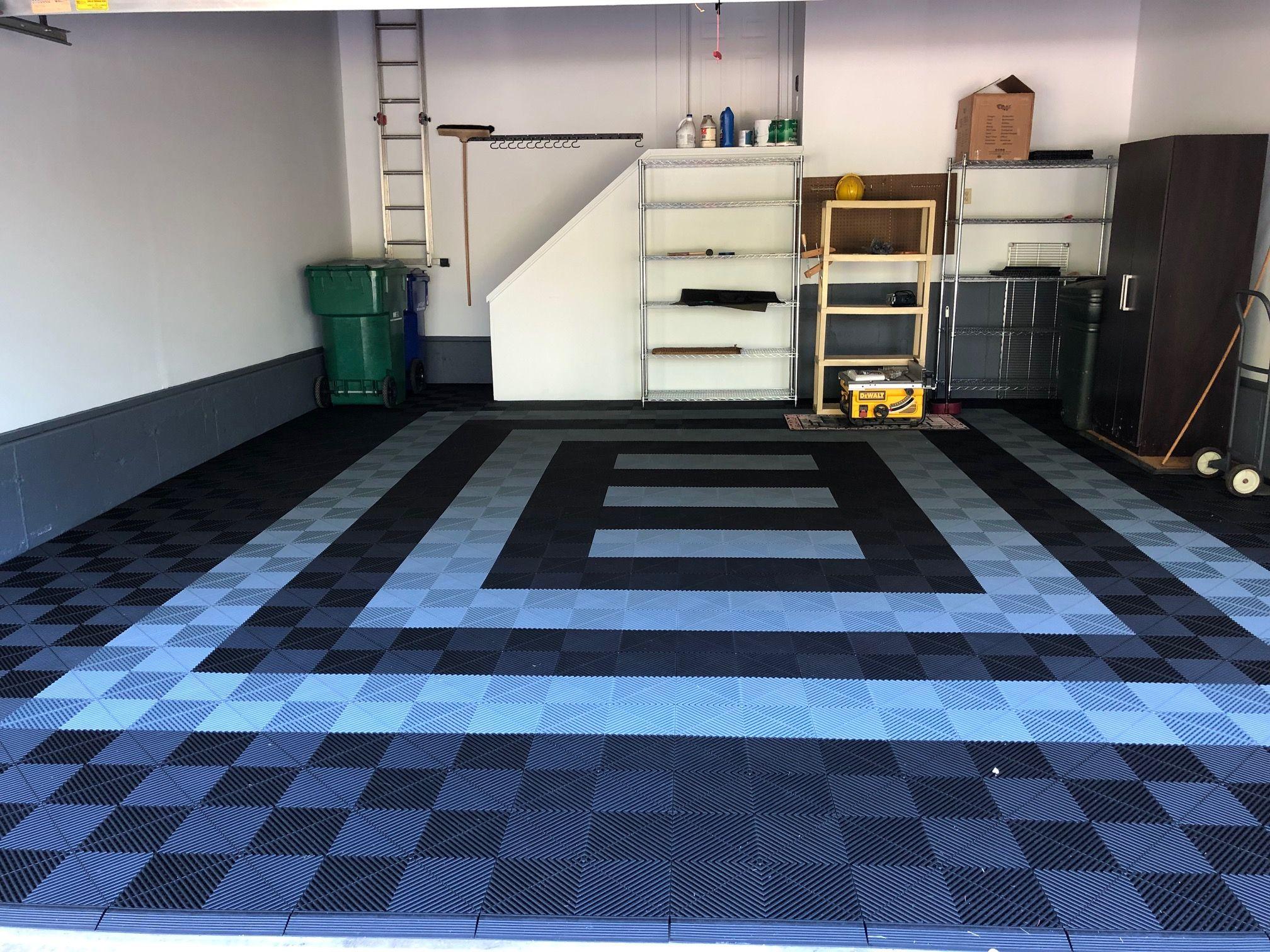 Garage Floor Tiles Customize With Premium Garage Flooring Floor Design Garage Design Garage Floor Tiles