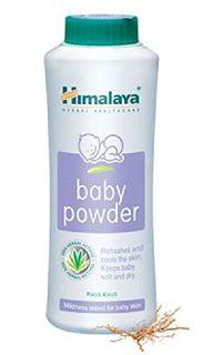 Popular baby powders