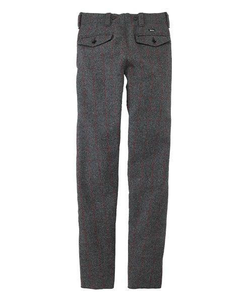 heavy wool dress pants - Pi Pants