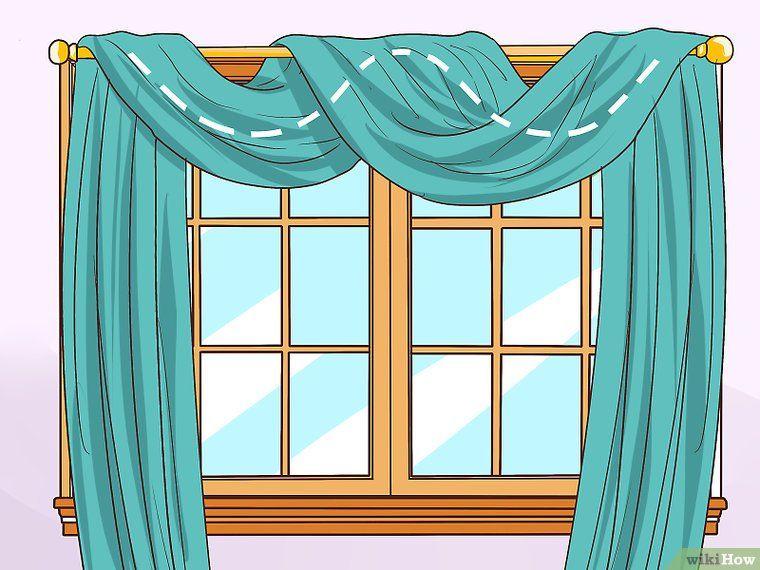 Drape Window Scarves Window scarf Scarf curtains