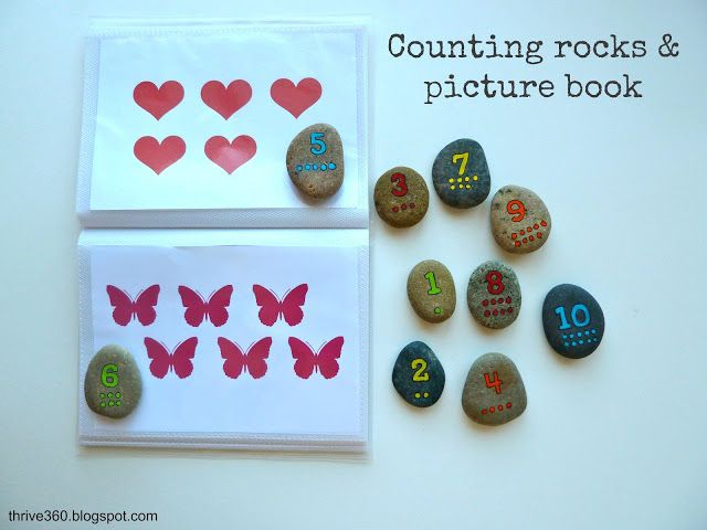 A Fun Way to Teach Counting