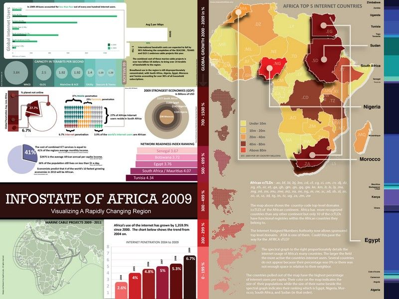 infostate-africa-2009