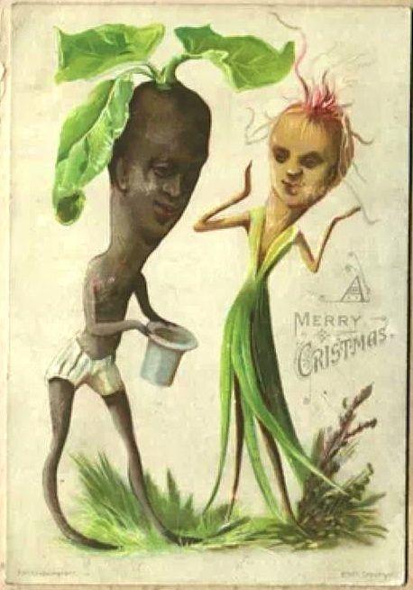 Image result for weird retro christmas cards