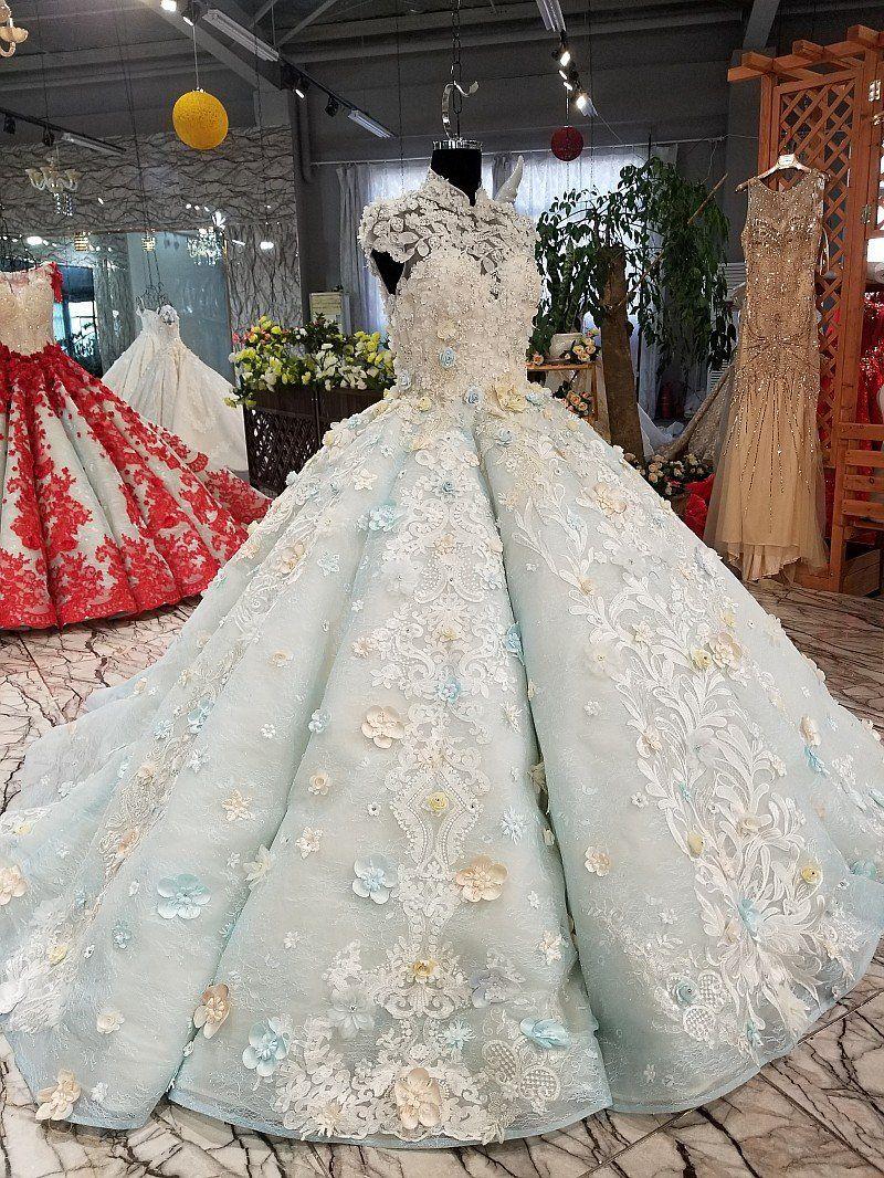 Park Art My WordPress Blog_Slim Fit Wedding Dress Blue