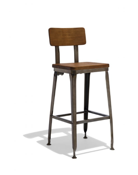 Industrial Solid Wood Bar Stools For Sale Online Furniture Store Farmhouse Bar Stools Rustic Bar Stools Counter Stools