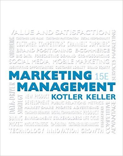 Amazon marketing management 15th edition 9780133856460 amazon marketing management 15th edition 9780133856460 philip kotler kevin lane keller books fandeluxe Images