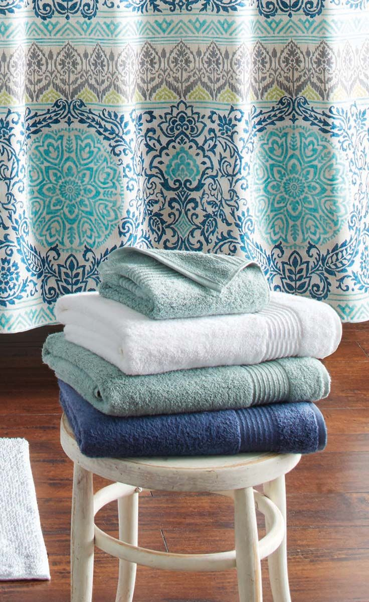 Better Homes And Gardens Extra Absorbent Bath Towel Collection   Walmart.com