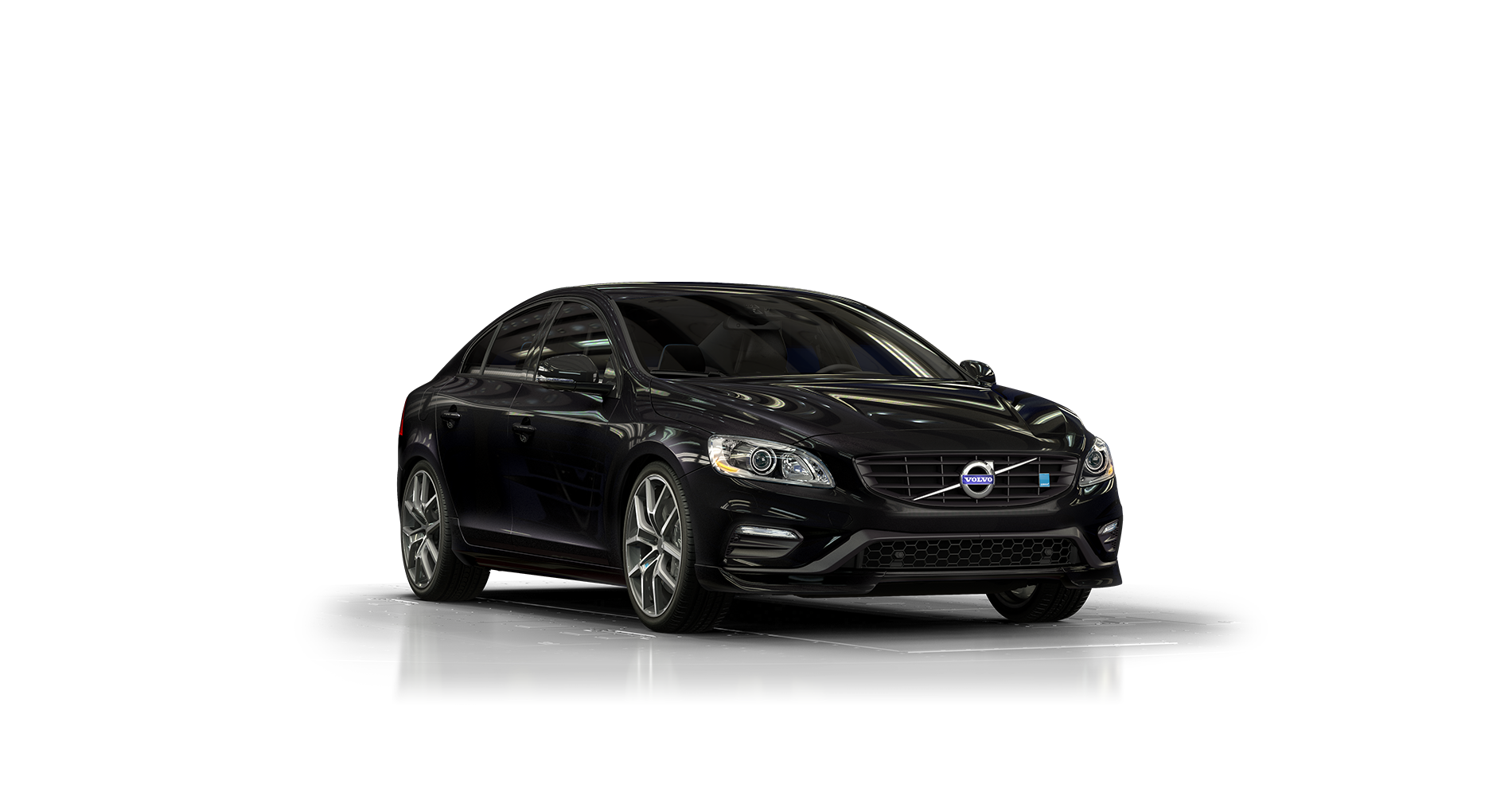 Volvo S60 Polestar In Black Rally And Hot Cars Pinterest Volvo