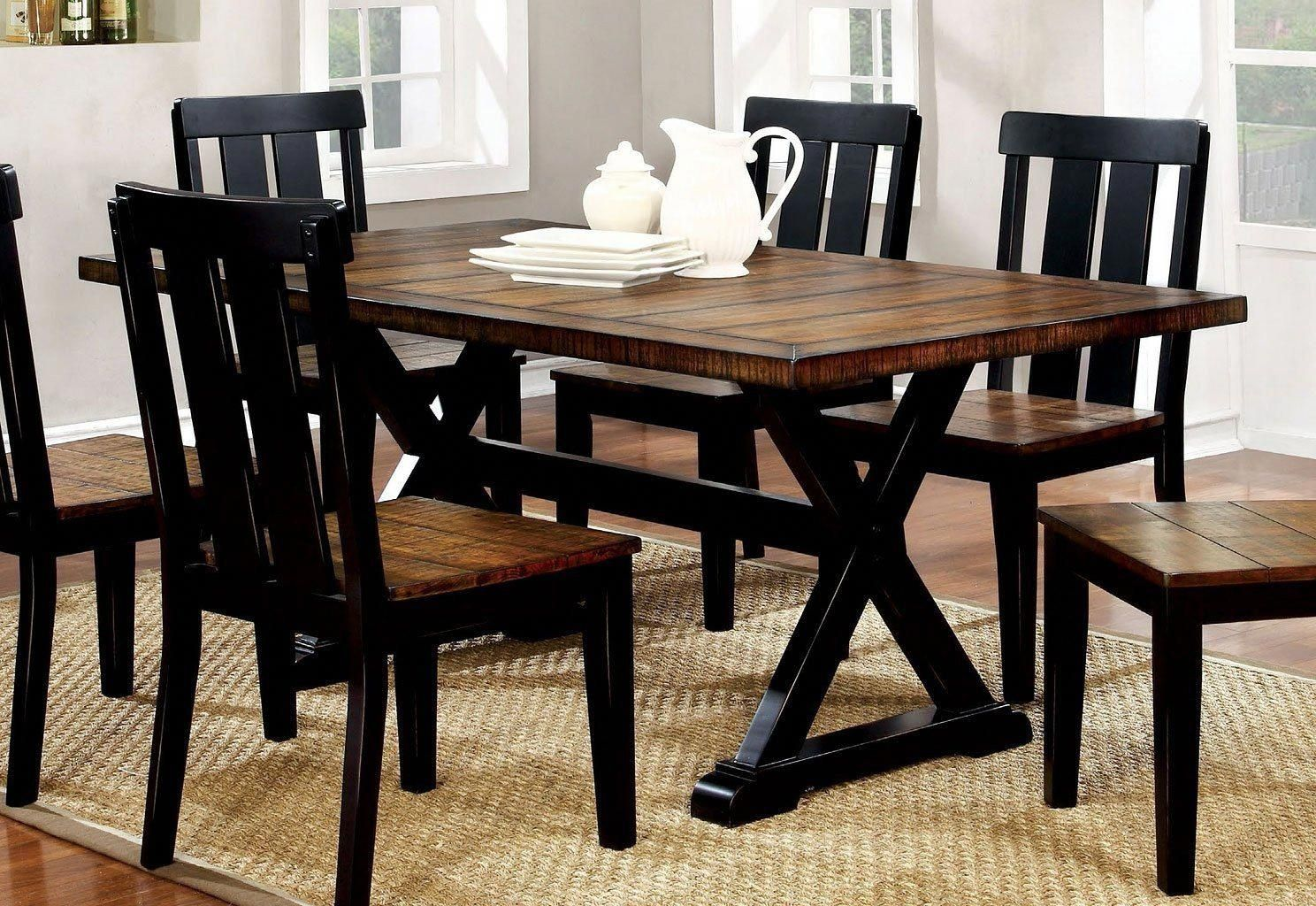 Dining Tables Black V Shape Dining Table High Top Furniture