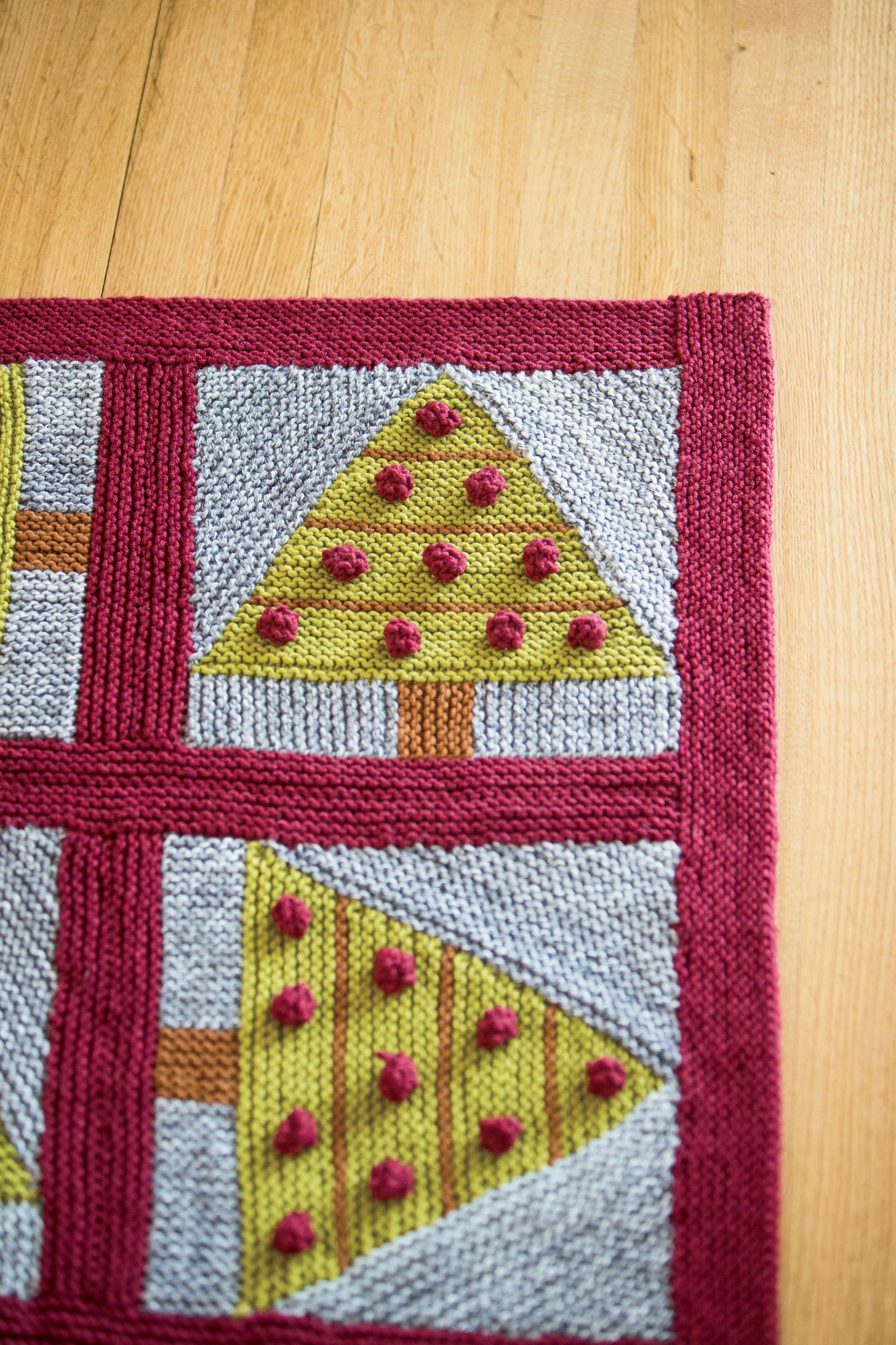 Knitted Yarn Patterns and Knitting Tutorials | Blanket ...
