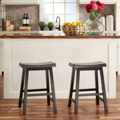 Alta 24 Saddle Stool 2 Pk Choose A Color Counter Stools Stool Bar Stools