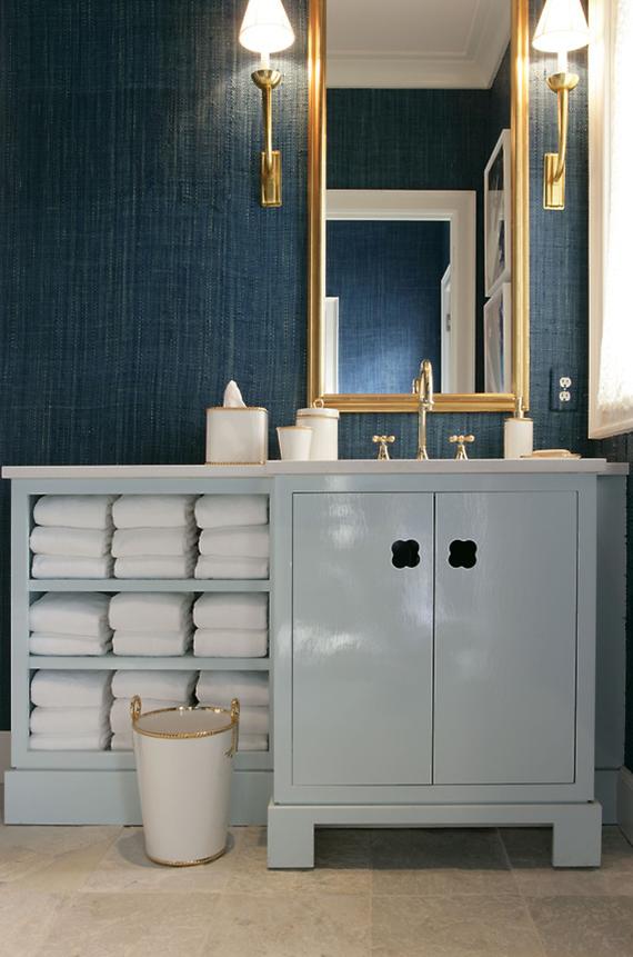 Bathroom Vanity Ideas Blue Bathroom Bathroom Inspiration Bathroom Design