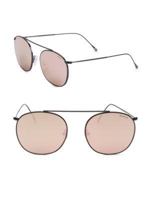 b5c294fb004 ILLESTEVA Mykonos II 53MM Mirrored Aviator Sunglasses.  illesteva   sunglasses