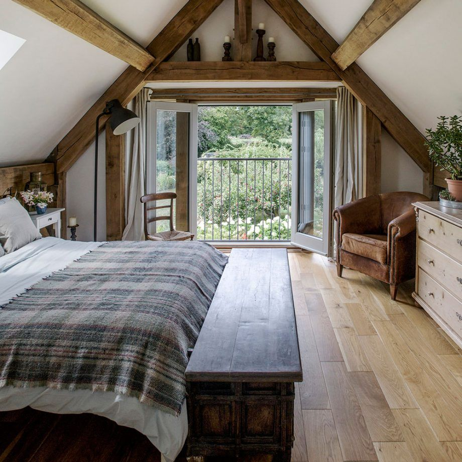 Photo of Explore this characterful two-bedroom oak-framed new-build in the New Forest | Ideal Home