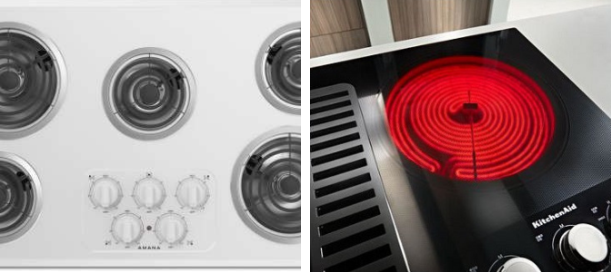 What Is An Induction Cooktop Vs Electric Cooktop Induction Cooktop Electric Cooktop Cooktop