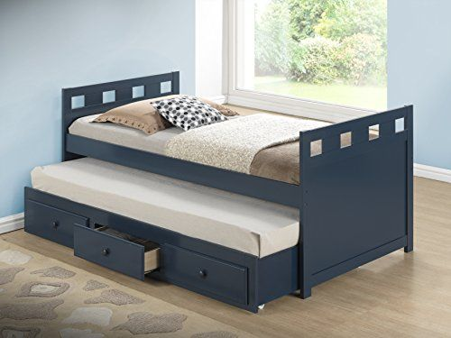 Broyhill Kids Breckenridge Captain S Bed With Trundle Bed And