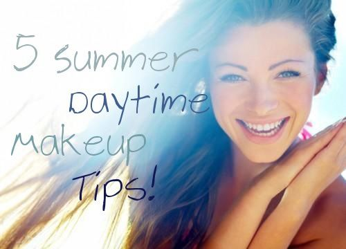 New article now up on my blog! 5 summer makeup tips for everyone to follow this summer.