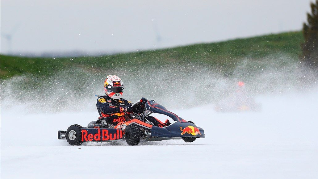 Ice Cold Karting Red Bull Racing Formula One Team