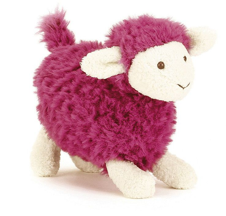 Jellycat SUS6PI Sugar Sheep Pink