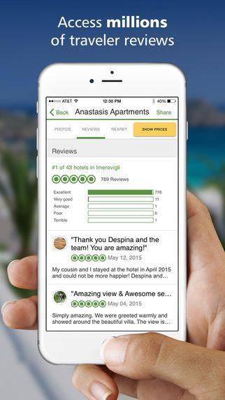 iPhone Screenshot 2 | Vacations 2 take!:) | Trip advisor