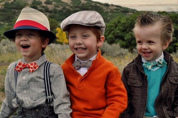 Very cute little boy outfits
