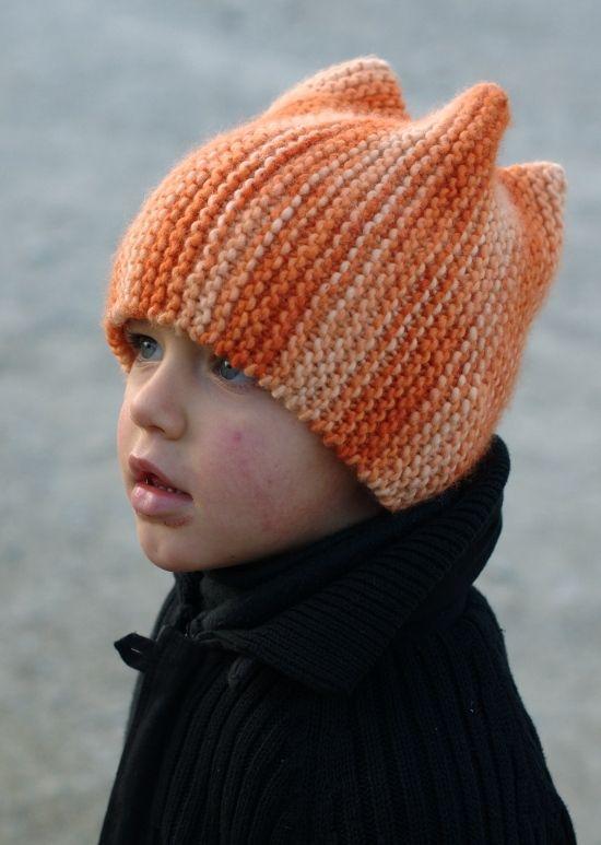e022ee3e869 Woolly Wormhead - Jimster - knitting pattern for sideways knit Hat ...