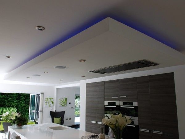 extractor over kitchen island pendants - Google Search Kitchen