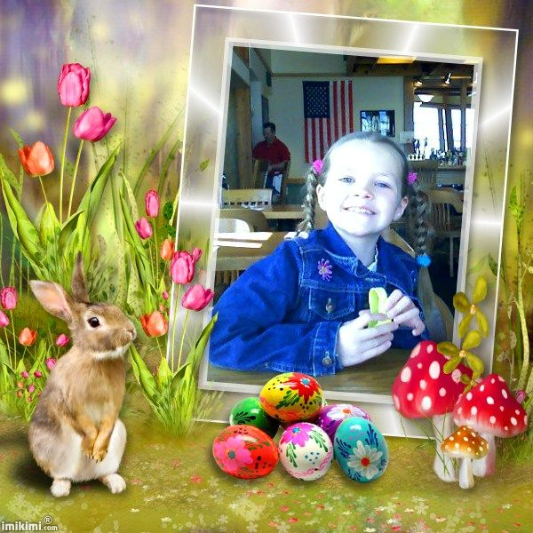Happy Easter Bryanna Hope 2013