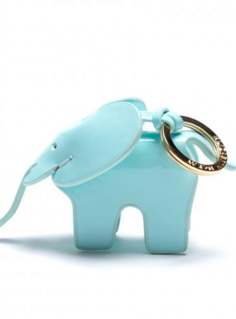 ad69d1f3b Elephant Keychain | Darling Desk | Elephant keychain, Elephant ...
