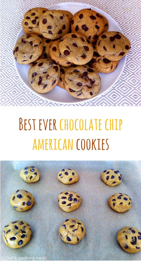 Super Soft American Chocolate Chip Cookies Del S Cooking Twist Recipe American Chocolate Chip Cookies Chocolate Chip Cookies Comfort Desserts