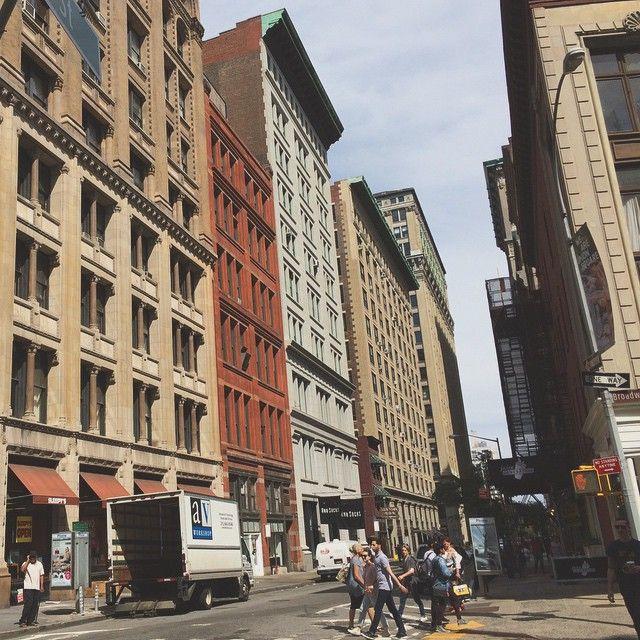 New York City Inspired - Instagram