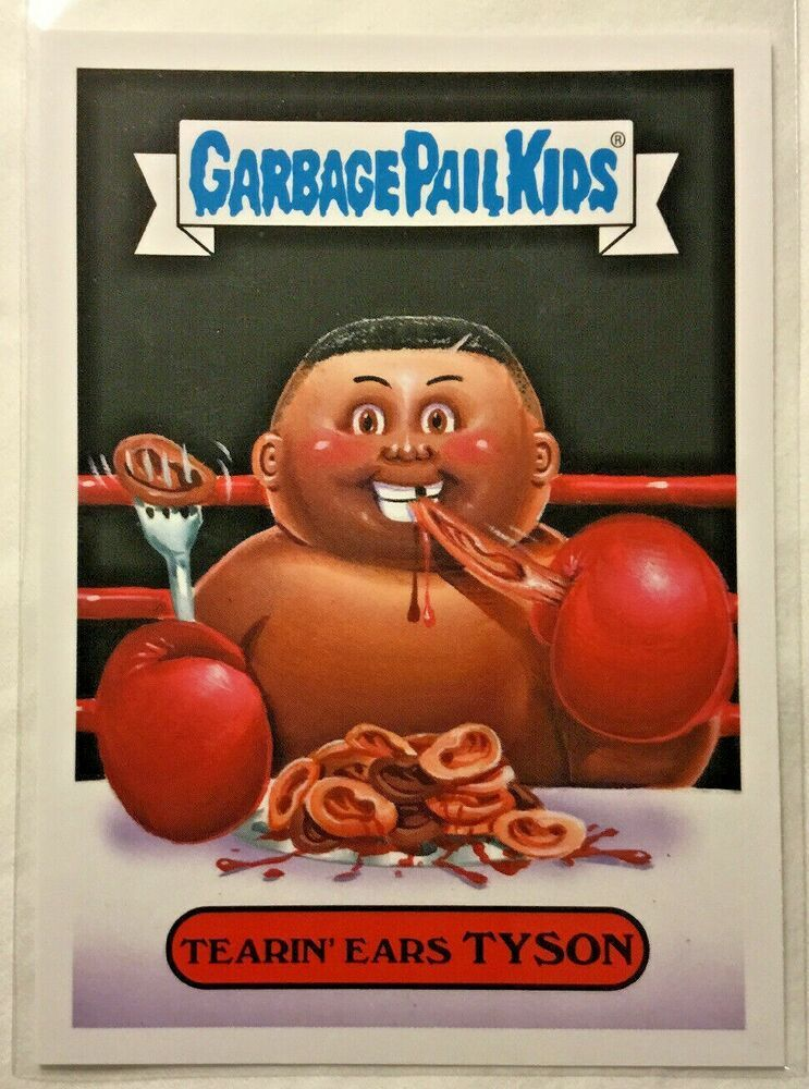 2017 Topps Garbage Pail Kids Series 2 Bloody Nose Parallel Cards Pick From List