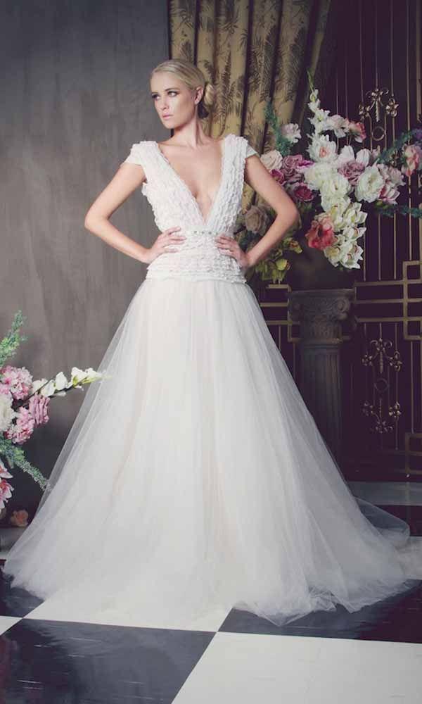 27 unique hot sexy wedding dresses