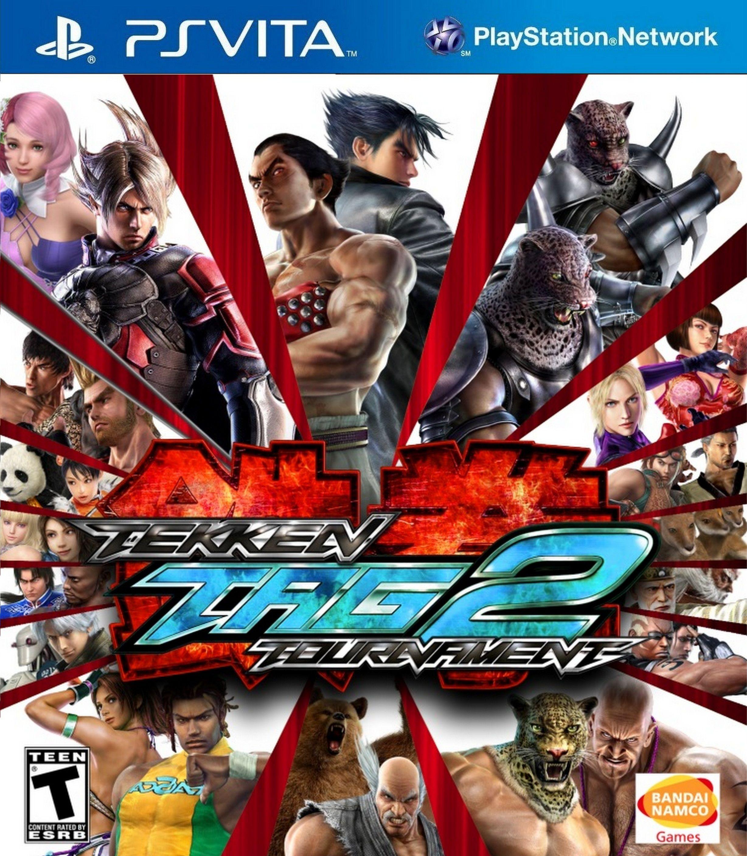 Tekken Tag Tournament 2 (TBA) for PSVITA | Video games ...