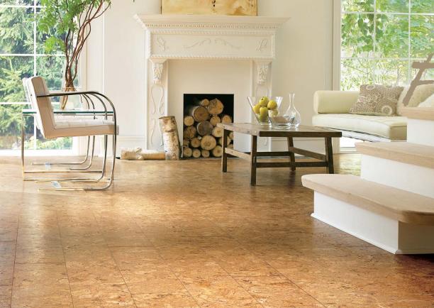 Beautiful Flooring · Cork Floor Home Design Ideas