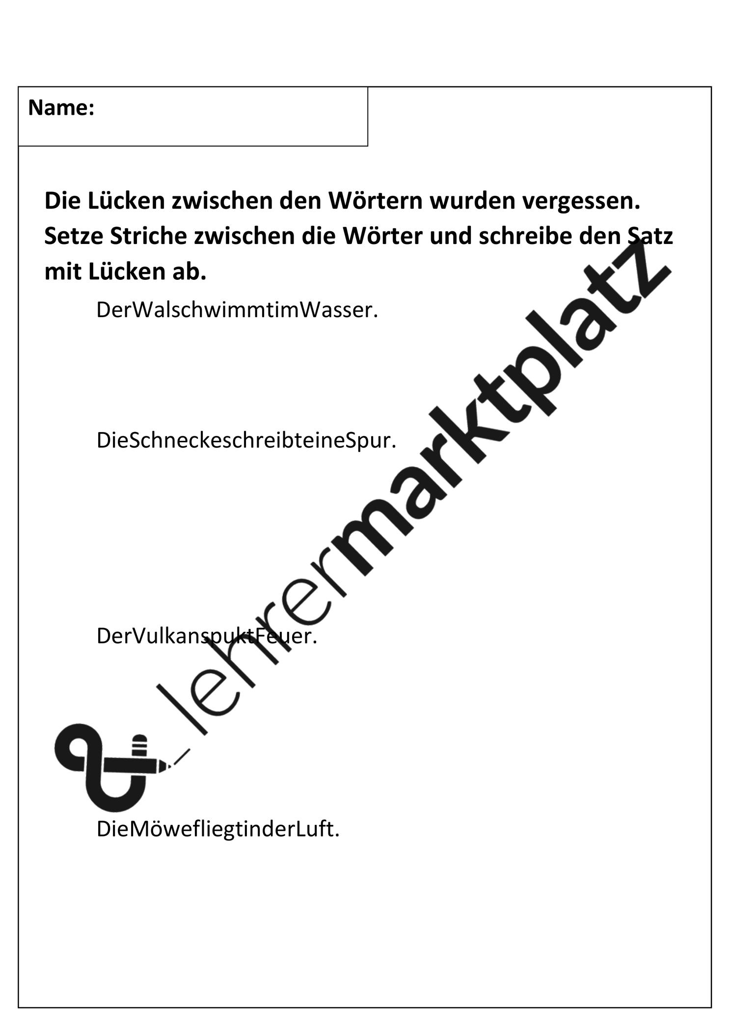 Zur Einheit Die Schnecke Und Der Buckelwal In 2020 Mit Bildern Wort Bildung Grundschule
