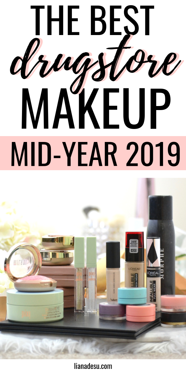 Best Drugstore Makeup MidYear 2019 Best drugstore