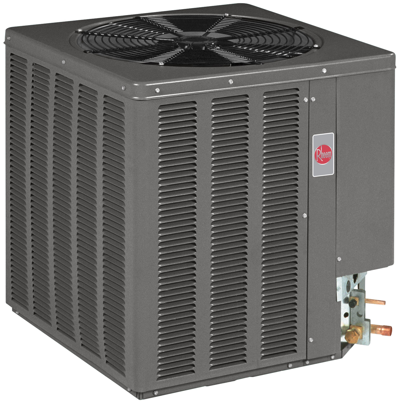 2 Ton 14 Seer Rheem Ruud Rsplb024jk000 Package Air Conditioner
