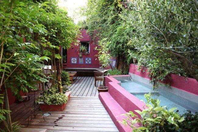 chambre hote marseille le patio jardin les chambres d 39 endoume piscine pinterest le patio. Black Bedroom Furniture Sets. Home Design Ideas