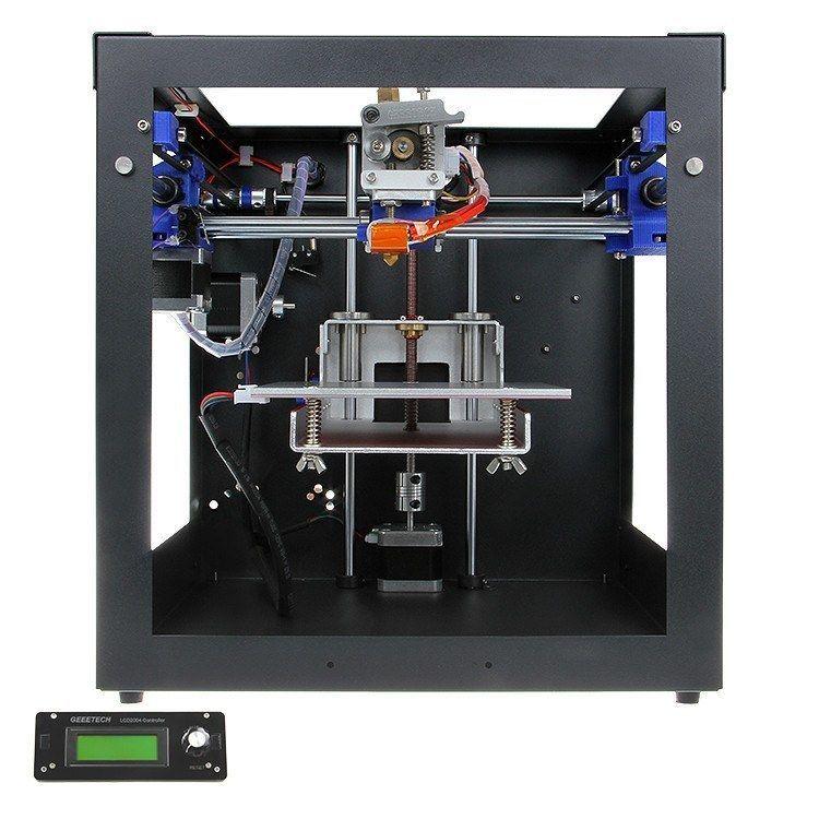 Geetech Mini Desktop 3D Printer Markerbot Sanguinolulu V1.3a