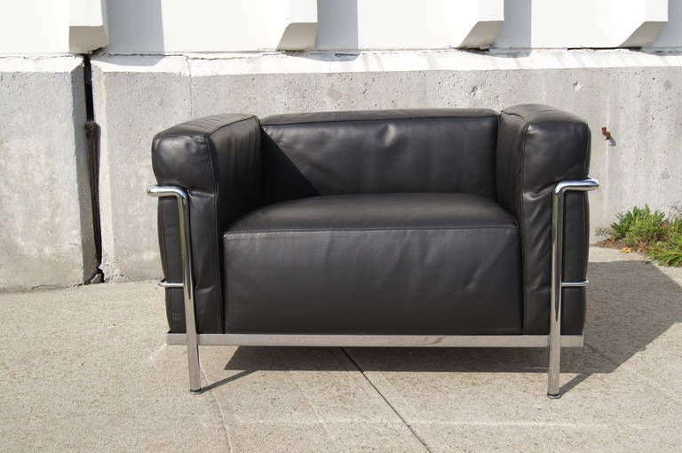 Bon LC3 Grand Confort Lounge Chair By Le Corbusier 2