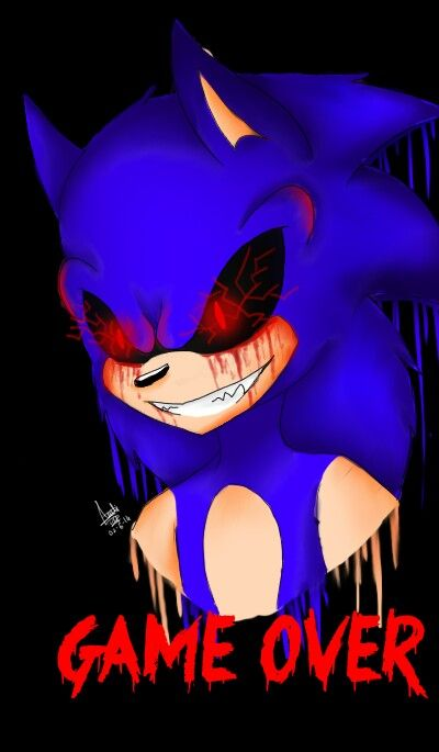 Pin On I Am A Sonic Exe Fanciful